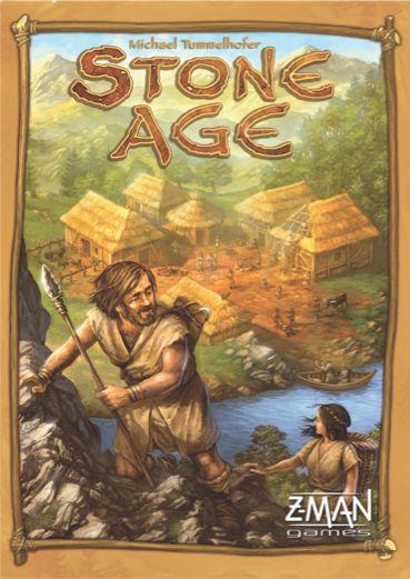 настольная игра Stone Age Каменный век