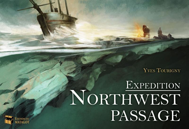 настольная игра Expedition: Northwest Passage Экспедиция: Северо-Западный проход