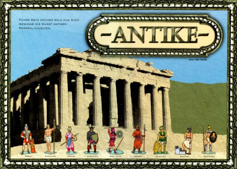 настольная игра Antike