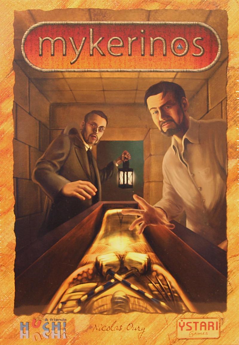 настольная игра Mykerinos