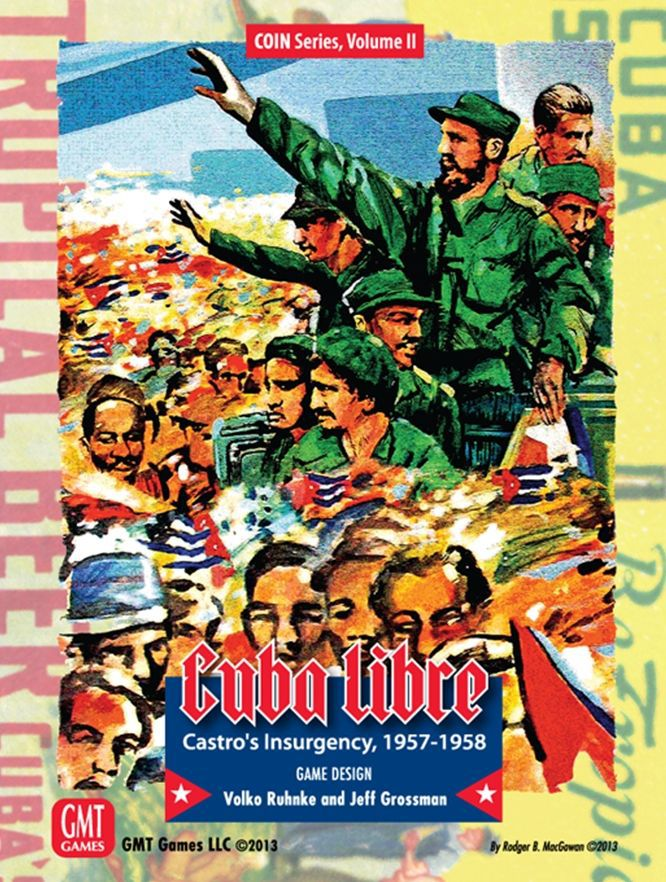 настольная игра Cuba Libre