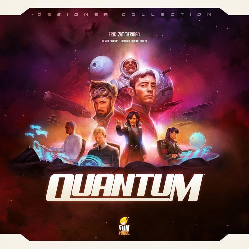 настольная игра Quantum Квант