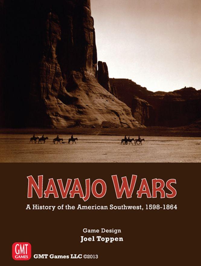 настольная игра Navajo Wars Войны Навахо