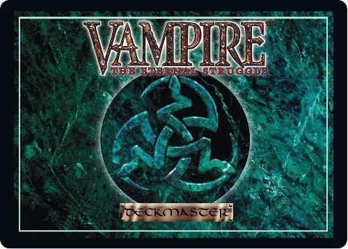 настольная игра Vampire: The Eternal Struggle Вампир: вечная борьба