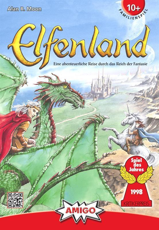 настольная игра Elfenland