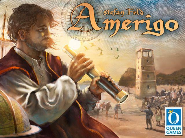 настольная игра Amerigo Америго