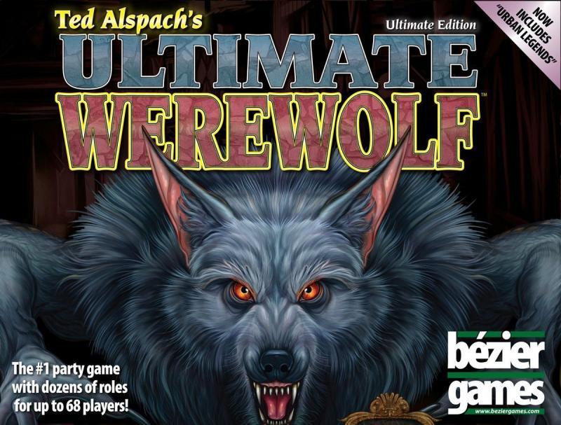 настольная игра Ultimate Werewolf: Ultimate Edition Окончательный Оборотень: Окончательное Издание