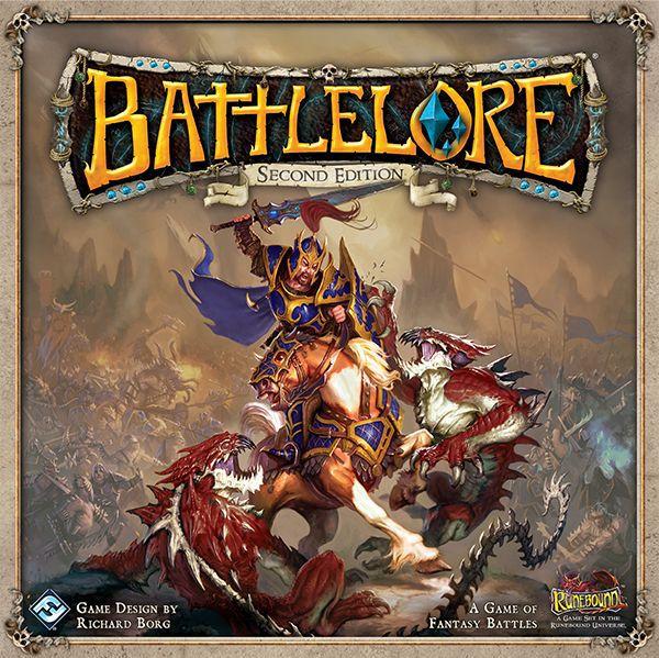 настольная игра BattleLore (Second Edition) BattleLore (второе издание)