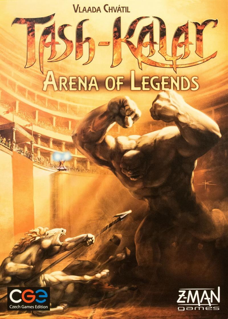 настольная игра Tash-Kalar: Arena of Legends Таш-Калар: Арена Легенд