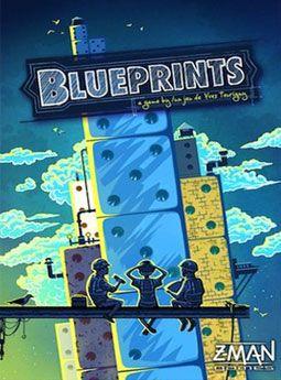 настольная игра Blueprints Светокопий