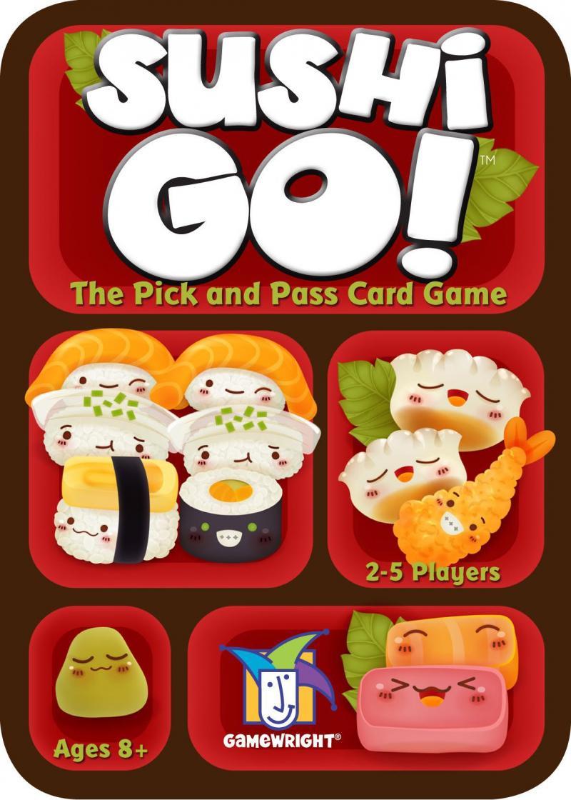 настольная игра Sushi Go! Суши Go!