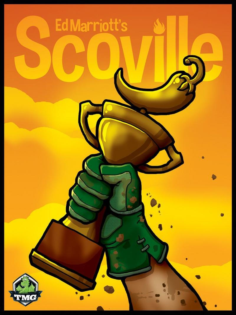 настольная игра Scoville
