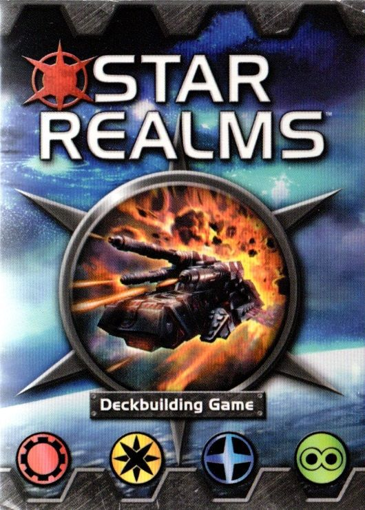настольная игра Star Realms Звездные Царства