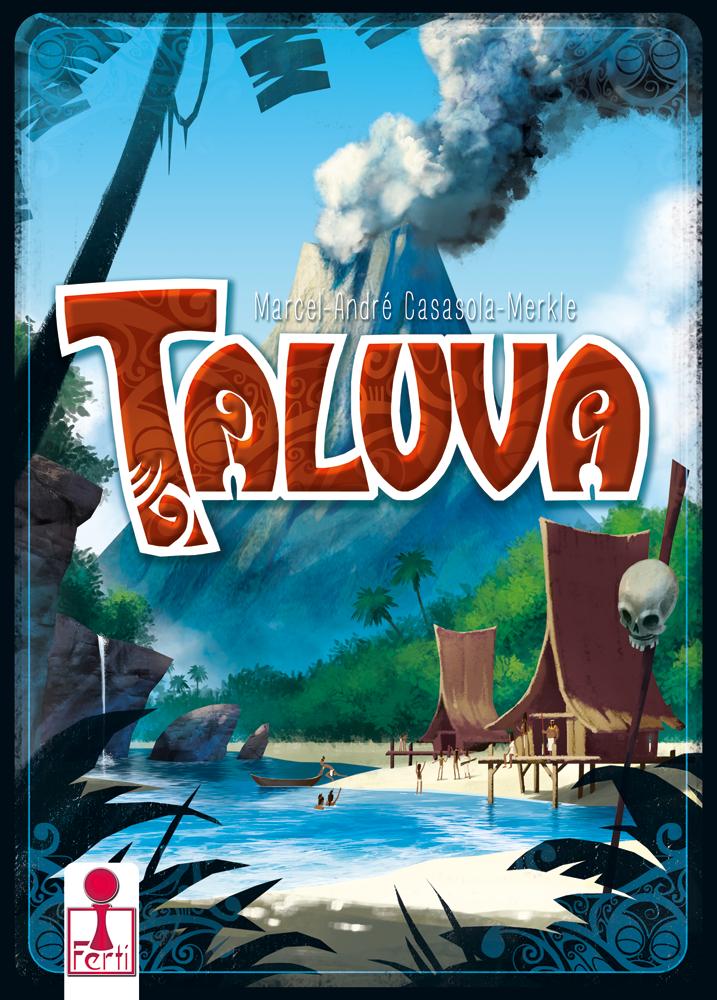 настольная игра Taluva