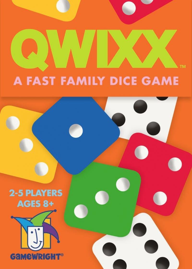 настольная игра Qwixx