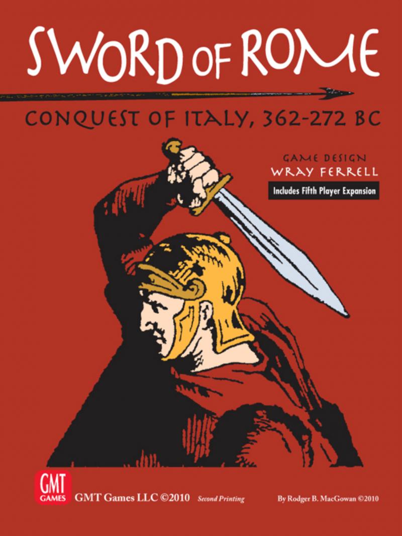 настольная игра Sword of Rome Меч Рима
