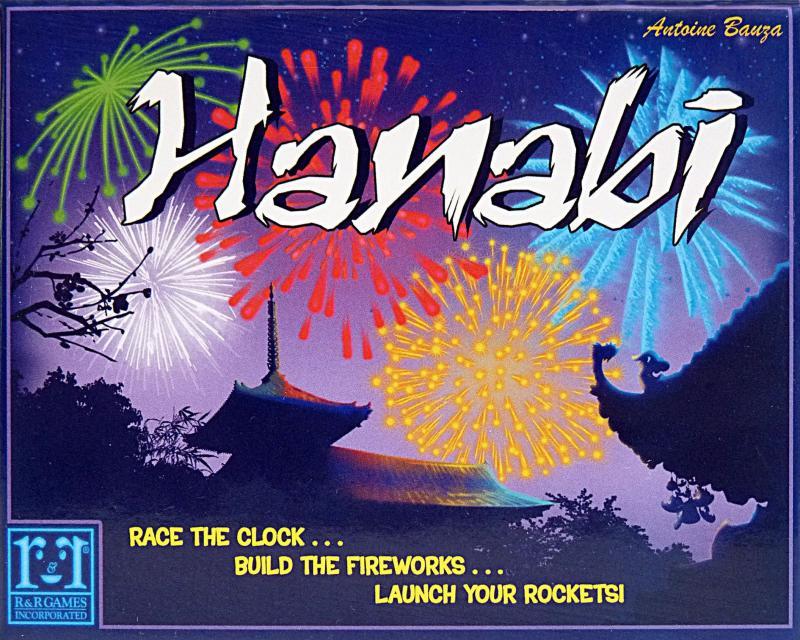настольная игра Hanabi