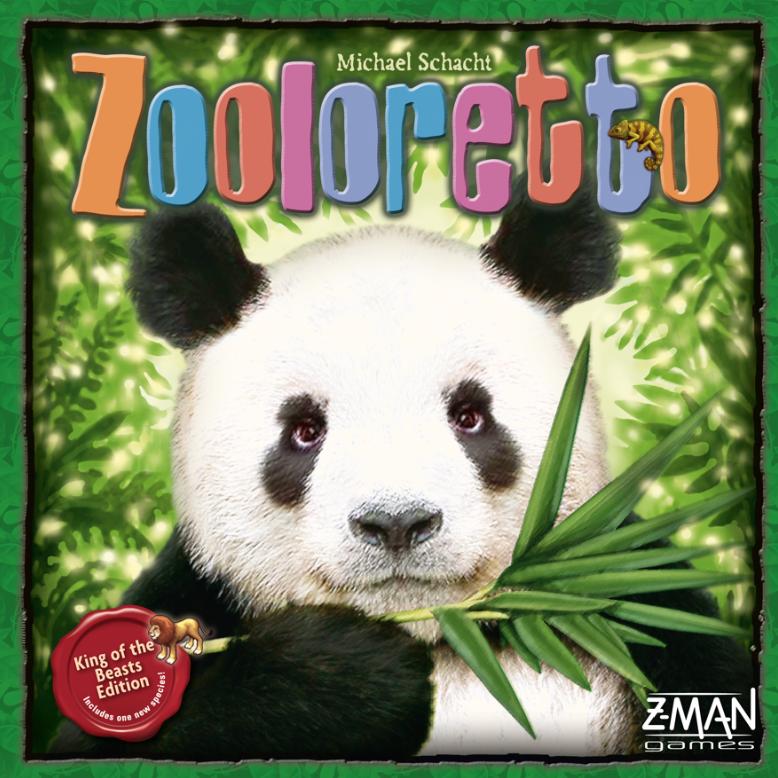настольная игра Zooloretto