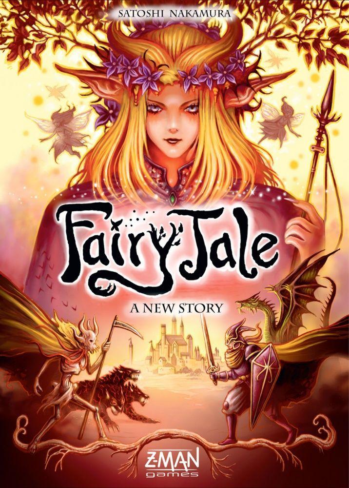 настольная игра Fairy Tale Сказка