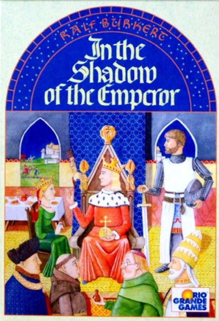 настольная игра In the Shadow of the Emperor В тени Императора