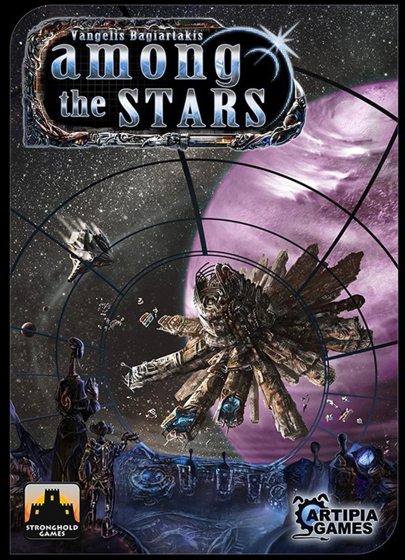настольная игра Among the Stars Среди звезд