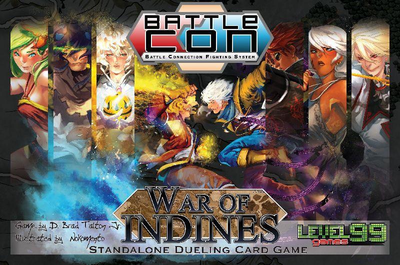 настольная игра BattleCON: War of Indines BattleCON: война индейцев