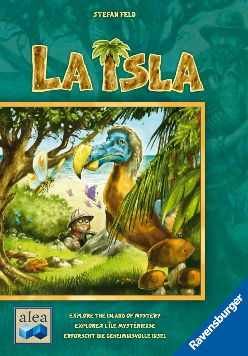 настольная игра La Isla