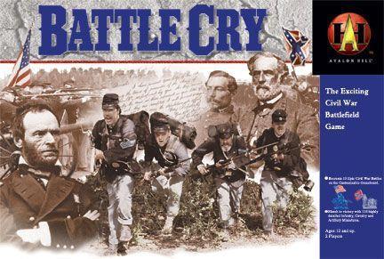 настольная игра Battle Cry Боевой клич