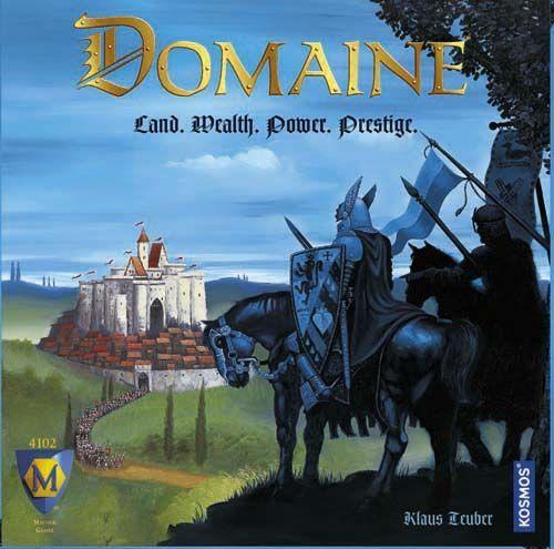 настольная игра Domaine