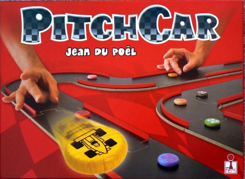 настольная игра PitchCar