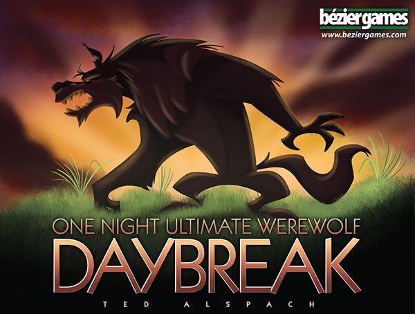 настольная игра One Night Ultimate Werewolf Daybreak Одна ночь Ultimate Оборотень Рассвет
