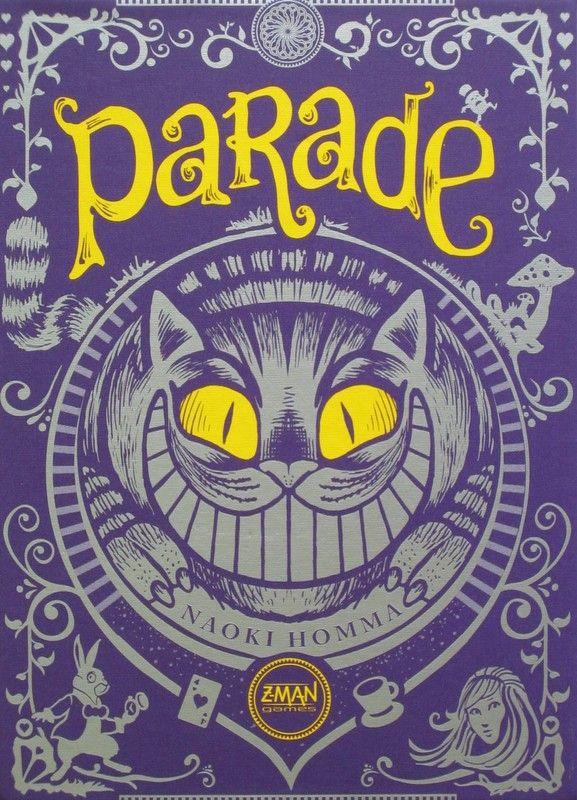 настольная игра Parade Парад
