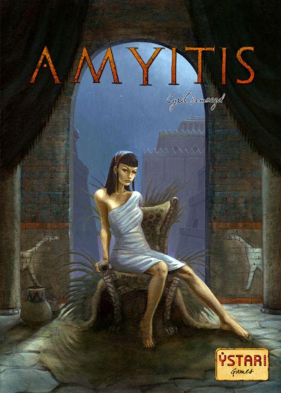 настольная игра Amyitis