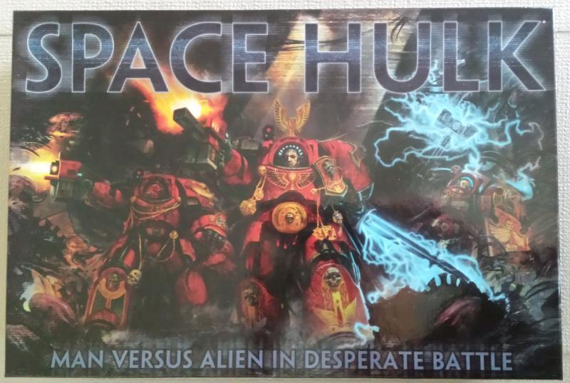настольная игра Space Hulk (fourth edition) Космический Халк (четвертое издание)