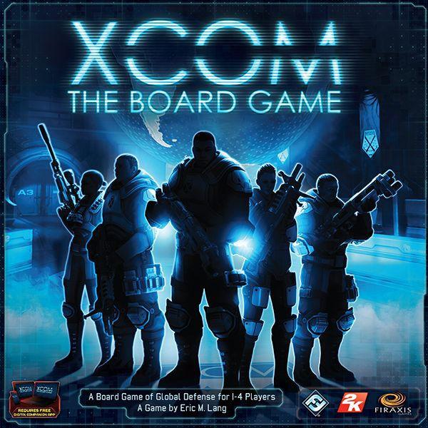 настольная игра XCOM: The Board Game XCOM: настольная игра