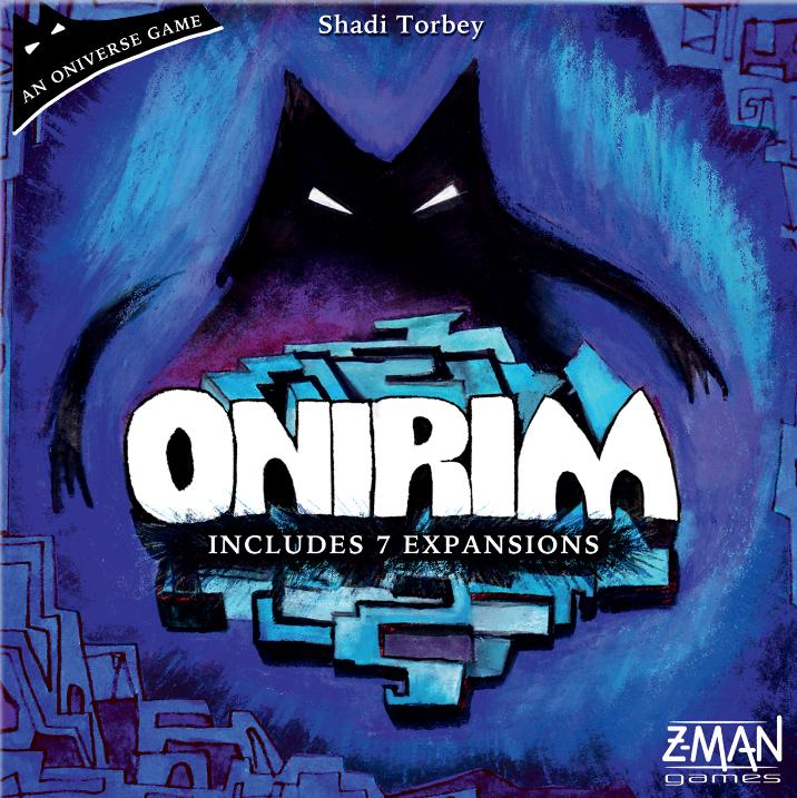 настольная игра Onirim (second edition) Онирим (второе издание)