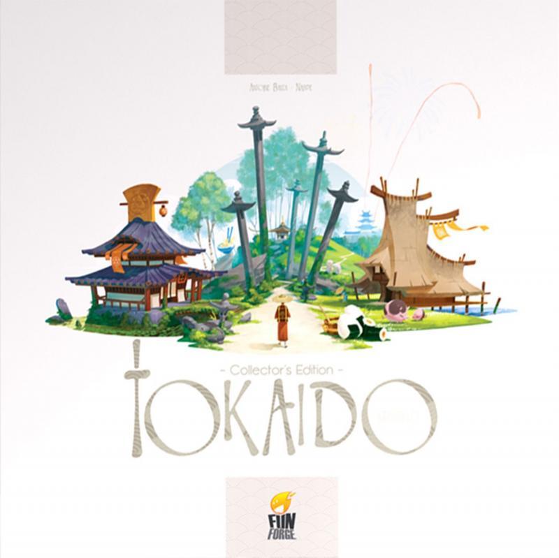 настольная игра Tokaido Collector's Edition Токайдо Коллекционное издание