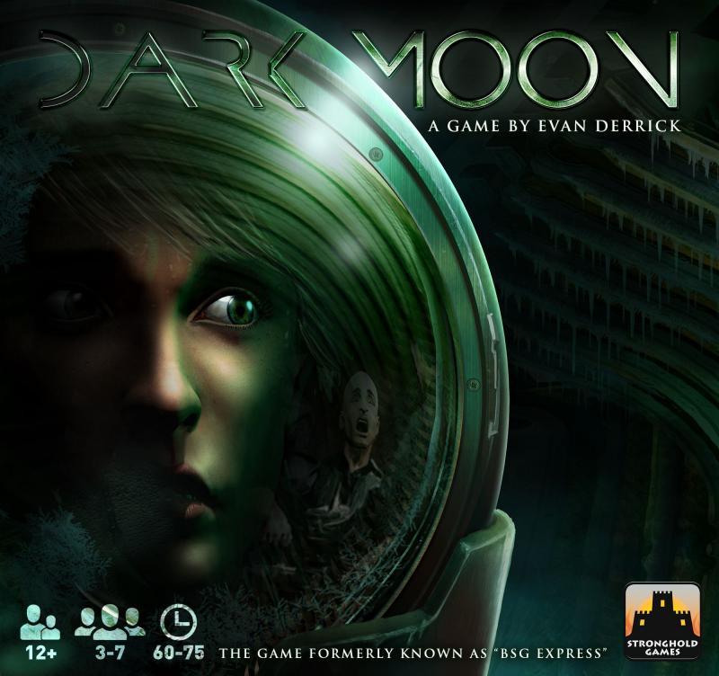 настольная игра Dark Moon Темная Луна