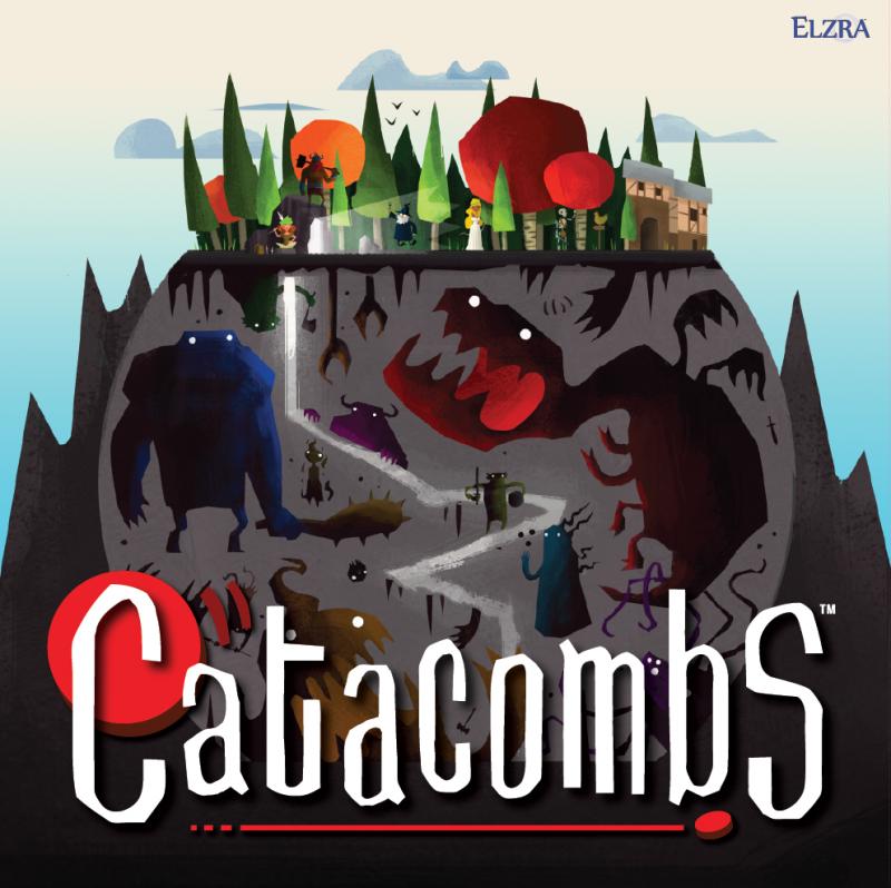настольная игра Catacombs (Third Edition) Катакомбы (третье издание)