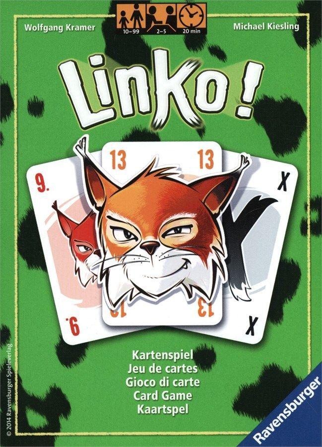 настольная игра Linko!