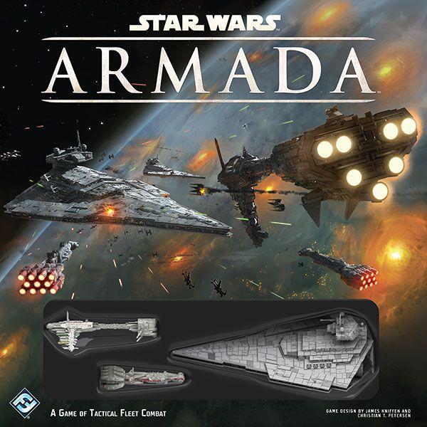 настольная игра Star Wars: Armada Звездные войны: Армада