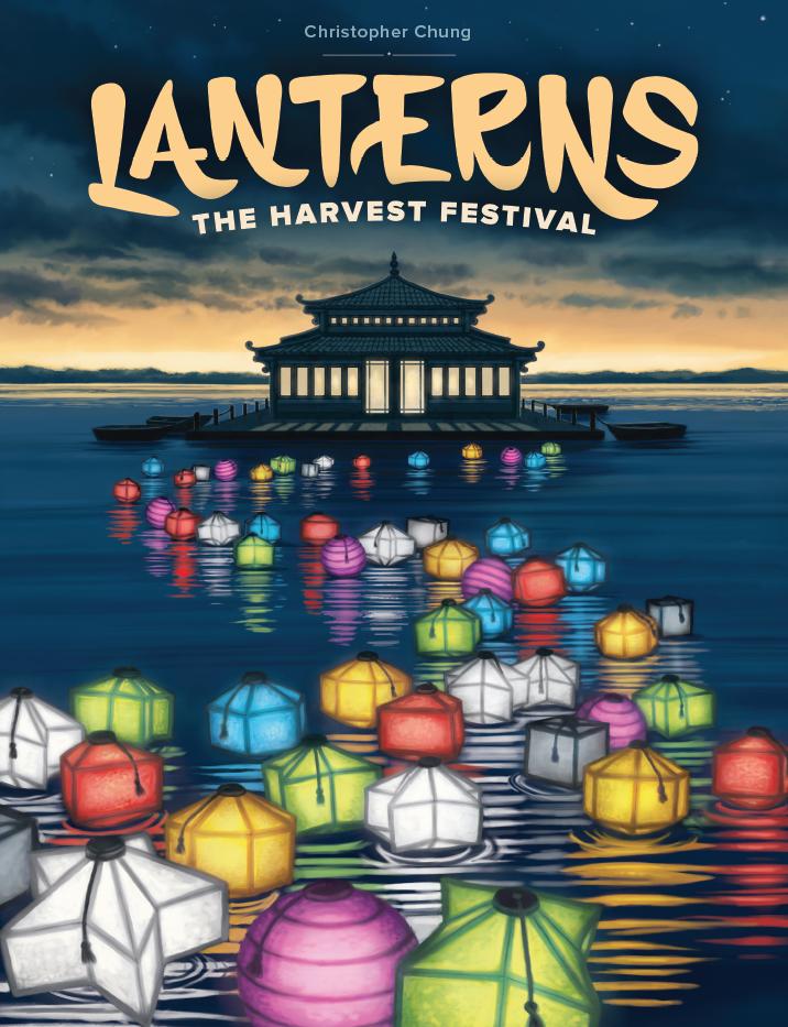 настольная игра Lanterns: The Harvest Festival Фонари: Праздник урожая