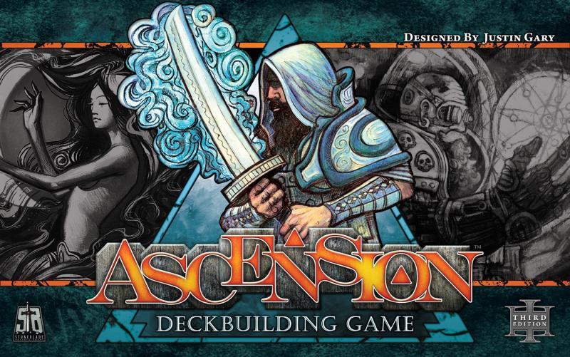 настольная игра Ascension: Deckbuilding Game Вознесение: Игра Палубостроение