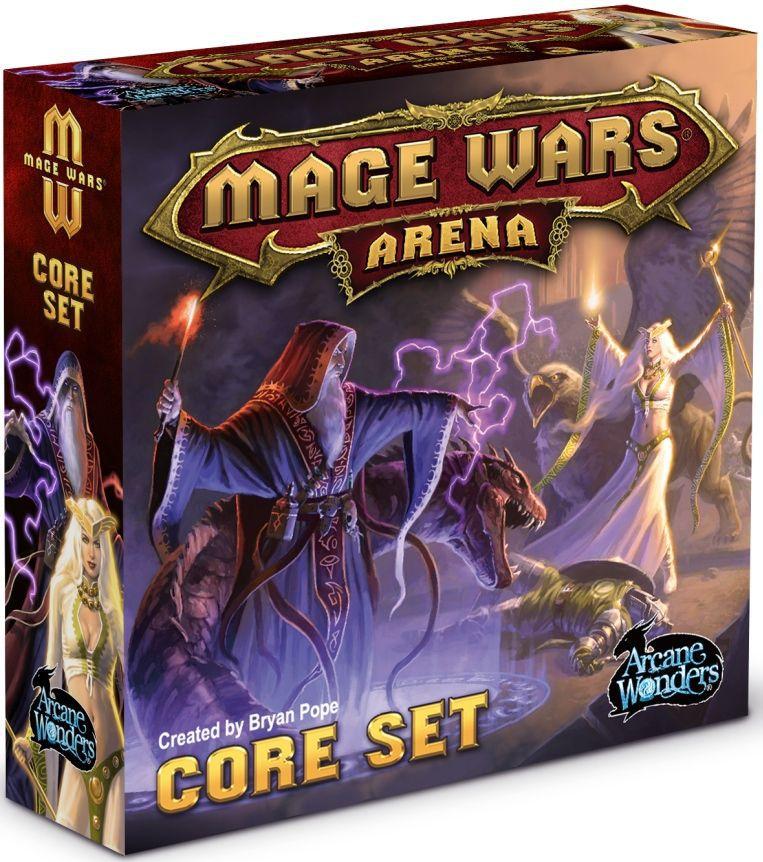 настольная игра Mage Wars Arena
