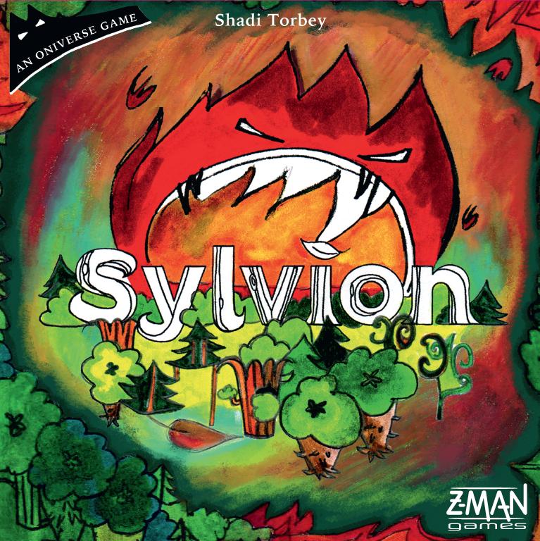настольная игра Sylvion