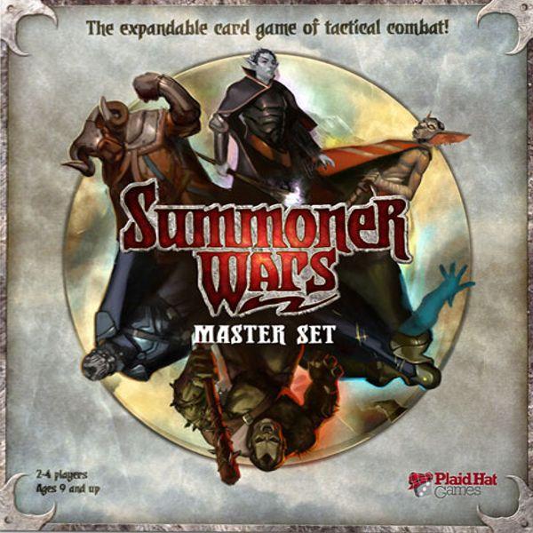 настольная игра Summoner Wars