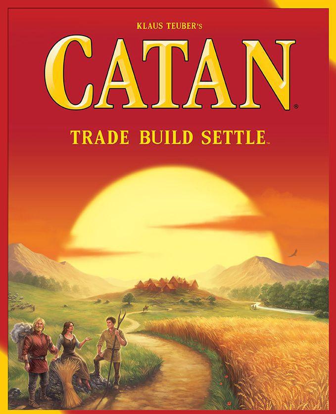 настольная игра Catan Катан
