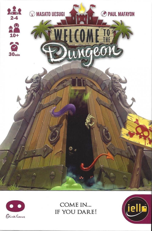 настольная игра Welcome to the Dungeon Добро пожаловать в темницу