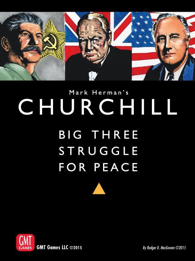 настольная игра Churchill Черчилль
