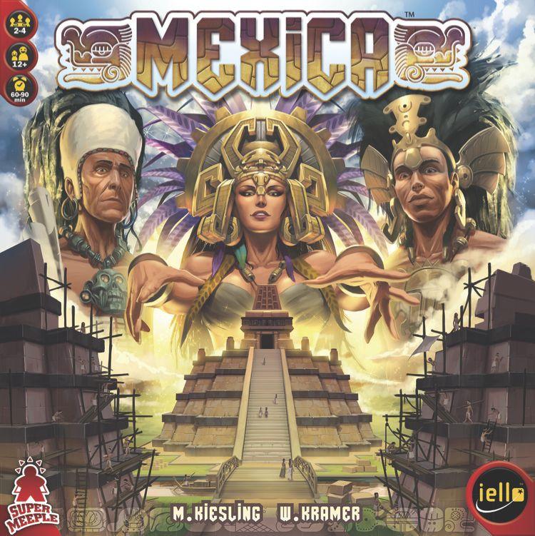 настольная игра Mexica